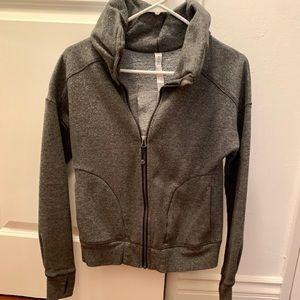 Lululemon Grey Sweatshirt, size 4